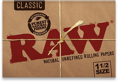 Classic 1 1/2 Rolling Papers Accessories Rolling Paper