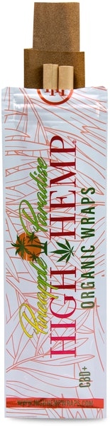 Pineapple Paradise Wrap Accessories Rolling Paper